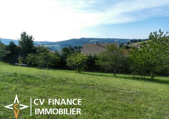 Vente Terrain 1 600m² Bilieu (38850) - Photo 1