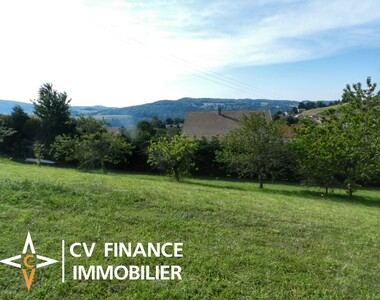 Vente Terrain 900m² Bilieu (38850) - photo