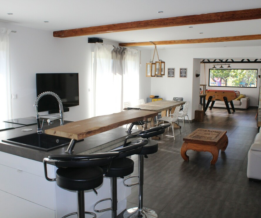 Vente Maison 6 pièces 148m² Saint-Just-Chaleyssin (38540) - photo