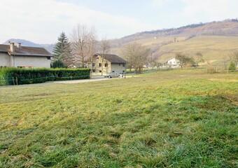 Vente Terrain 876m² Vaulnaveys-le-Haut (38410) - photo