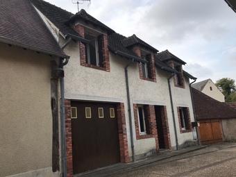 Vente Maison 4 pièces 77m² Saint-Brisson-sur-Loire (45500) - Photo 1