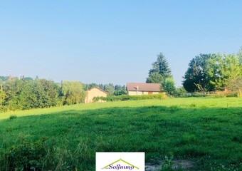 Vente Terrain 1 300m² Chimilin (38490) - Photo 1