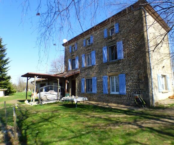 Vente Maison 86m² Hauterives (26390) - photo