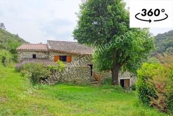 Vente Maison 7 pièces 180m² Saint-Fortunat-sur-Eyrieux (07360) - Photo 1