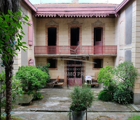 Vente Maison 600m² L'Isle-en-Dodon (31230) - photo