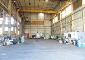 Location Local industriel 1 pièce 920m² Saint-Étienne (42000) - photo