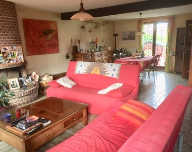 Vente Maison 8 pièces 150m² Sailly-sur-la-Lys (62840) - photo