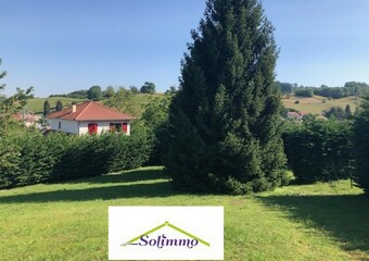 Vente Terrain 700m² Bilieu (38850) - Photo 1