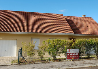 Vente Maison 4 pièces 89m² Morestel (38510) - photo