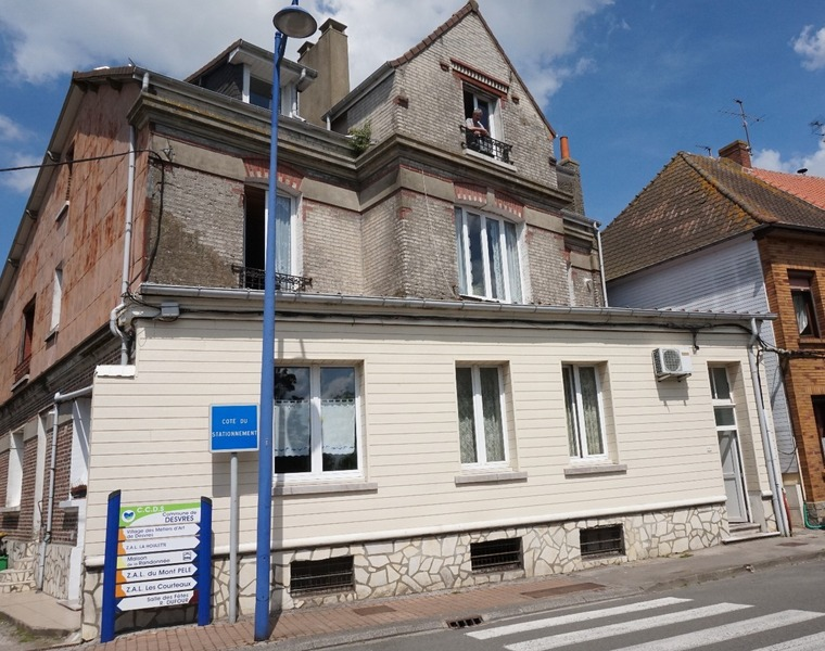 Sale Building 452m² Desvres (62240) - photo
