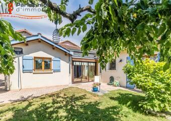 Vente Maison 6 pièces 162m² Saint-Laurent-de-Chamousset (69930) - photo