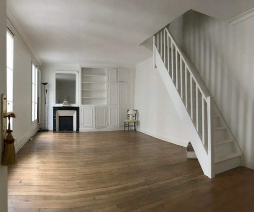 Vente Appartement 3 pièces 62m² Paris 06 (75006 ) - photo