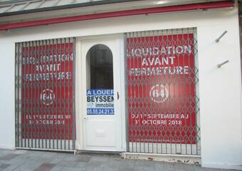 Location Local commercial 1 pièce 52m² Brive-la-Gaillarde (19100) - photo