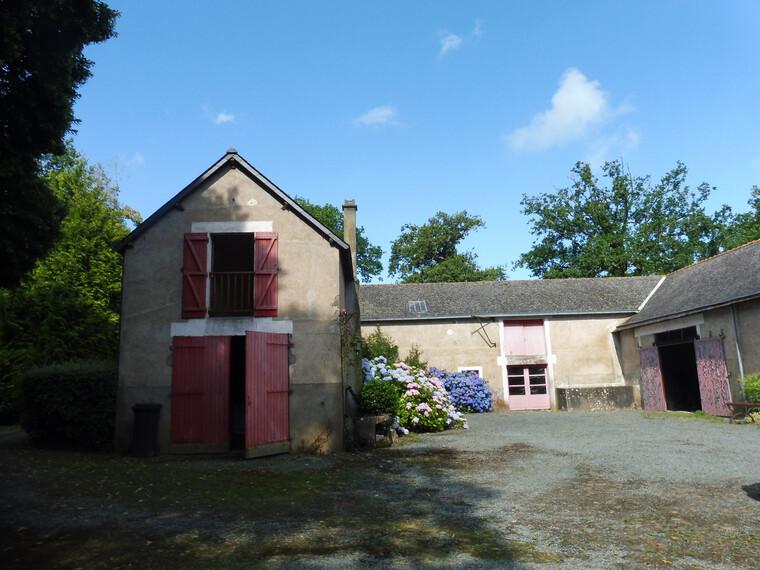 Vente Maison Saint-Gildas-des-Bois (44530) - photo