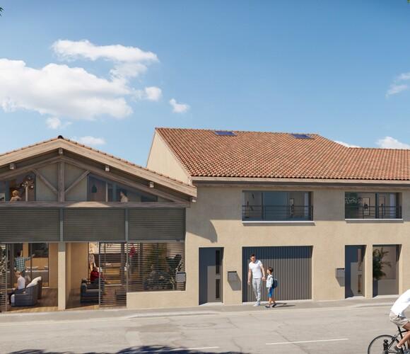 Vente Maison 3 pièces 65m² Toulouse (31500) - photo