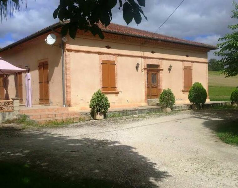 Renting House 4 rooms 140m² Mongausy (32220) - photo