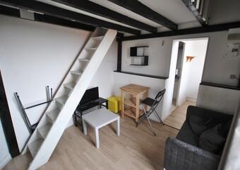 Location Appartement 1 pièce 19m² Beaumont (63110) - photo