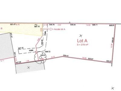 Vente Terrain 278m² La Talaudière (42350) - Photo 2