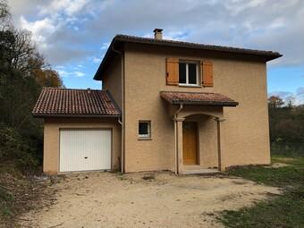 Location Maison 5 pièces 90m² Saint-Nazaire-en-Royans (26190) - photo