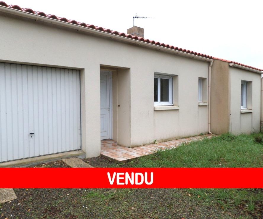 Vente Maison 3 pièces 72m² L' Île-d'Olonne (85340) - photo