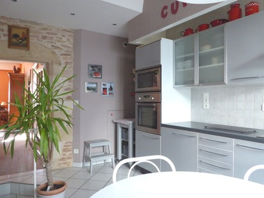 Vente Maison 7 pièces 170m² Givry (71640) - photo