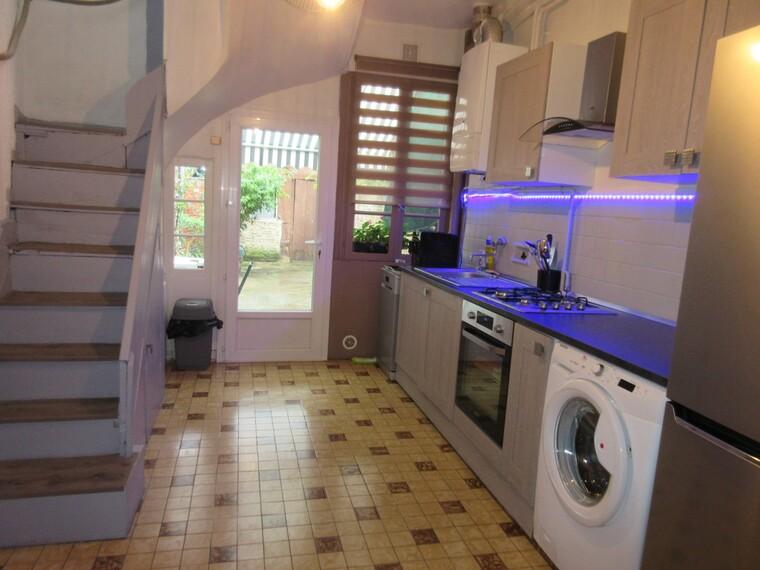 Location Maison 3 pièces 53m² Saint-Aquilin-de-Pacy (27120) - photo