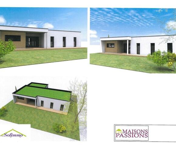 Vente Maison 5 pièces 100m² Les Abrets (38490) - photo