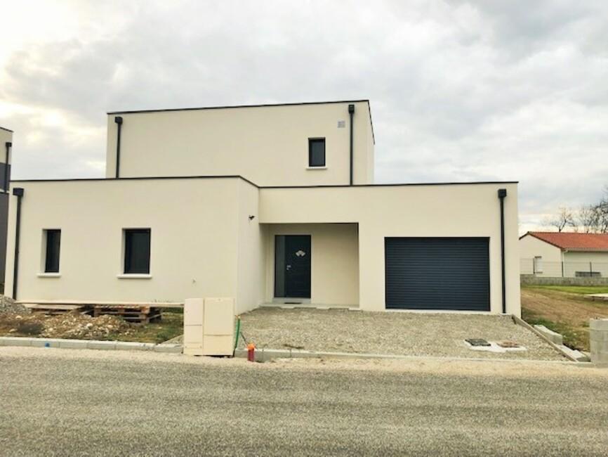 Vente Maison 5 pièces 129m² Chatuzange-le-Goubet (26300) - photo