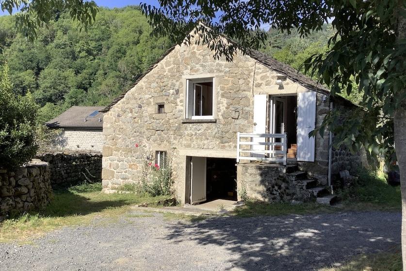 Vente Maison 2 pièces 60m² Saint-Julien-d'Intres (07310) - photo