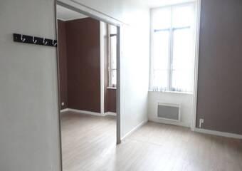 Location Appartement 2 pièces 26m² Saint-Clair-de-la-Tour (38110) - photo