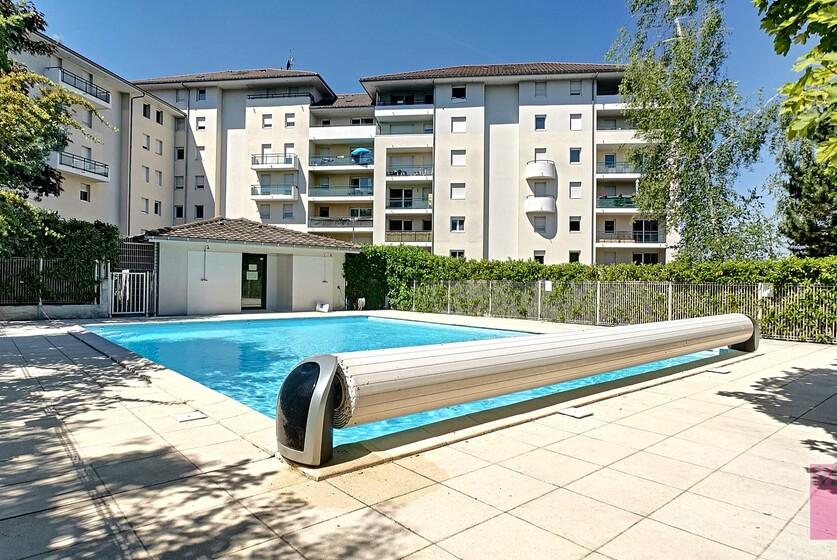 Vente Appartement 3 pièces 65m² Annemasse - photo