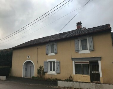 Vente Maison 6 pièces 143m² Vosges Saonoises - photo