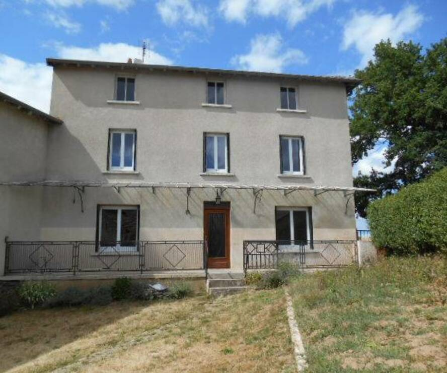 Location Maison 5 pièces 130m² Saint-Victor-sur-Rhins (42630) - photo