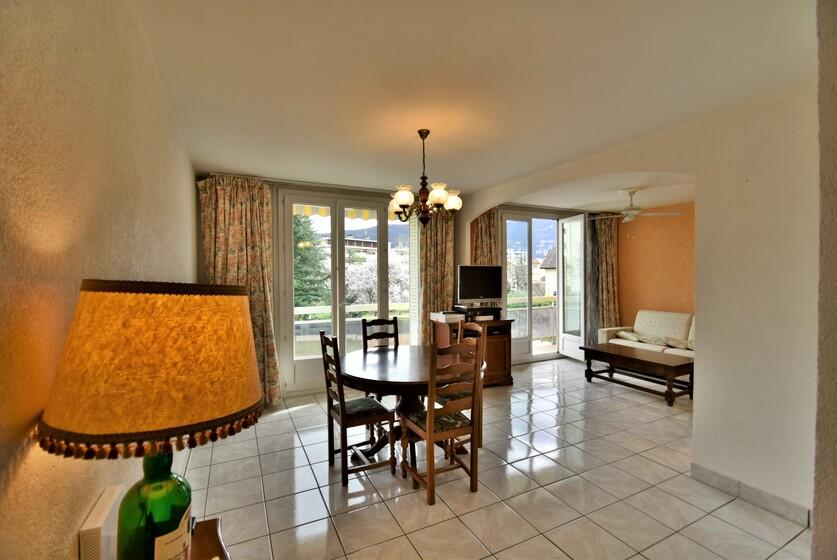 Vente Appartement 3 pièces 69m² Ambilly (74100) - photo