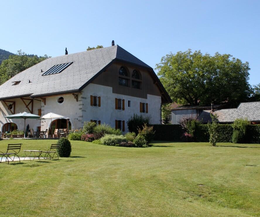 Sale House 7 rooms 550m² Boëge (74420) - photo