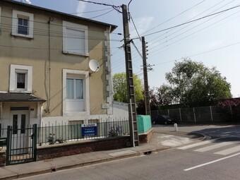 Location Maison 3 pièces 68m² Chauny (02300) - photo