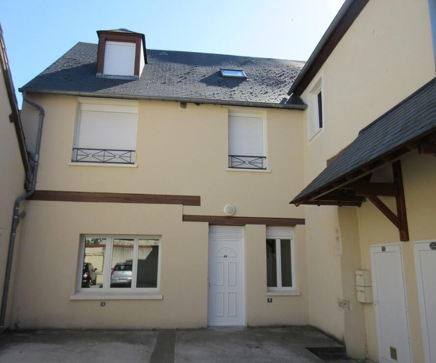Location Appartement 4 pièces 100m² Pacy-sur-Eure (27120) - photo