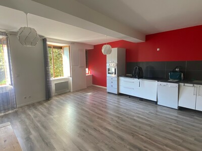 Location Appartement 3 pièces 60m² Saint-Chamond (42400) - photo
