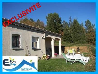 Sale House 5 rooms 105m² Saint-Vincent-de-Durfort (07360) - photo