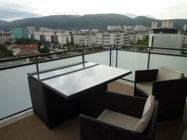 Location Appartement 1 pièce 32m² Échirolles (38130) - photo