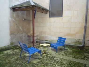 Vente Appartement 1 pièce 30m² La Rochelle (17000) - photo
