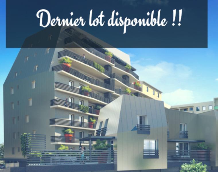 Sale Apartment 3 rooms 66m² Échirolles (38130) - photo