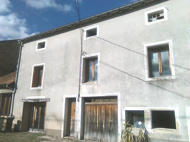 Vente Maison 5 pièces 166m² Domrémy-la-Pucelle (88630) - photo
