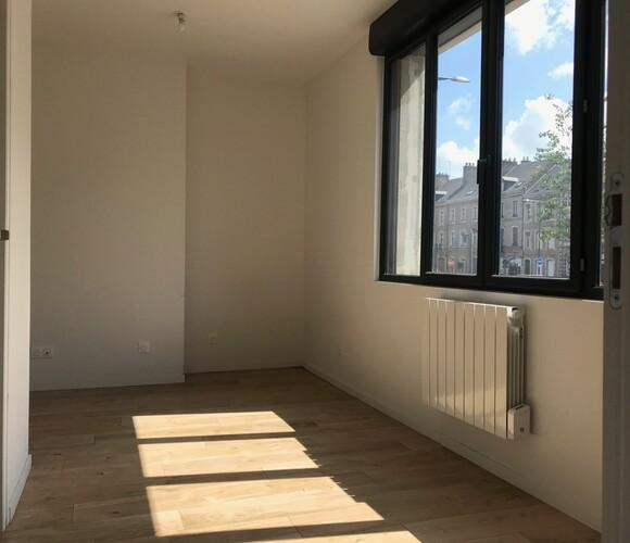 Location Appartement 1 pièce 15m² Amiens (80000) - photo