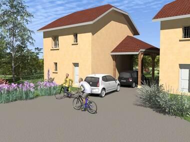 Vente Maison 4 pièces Veyrins-Thuellin (38630) - photo