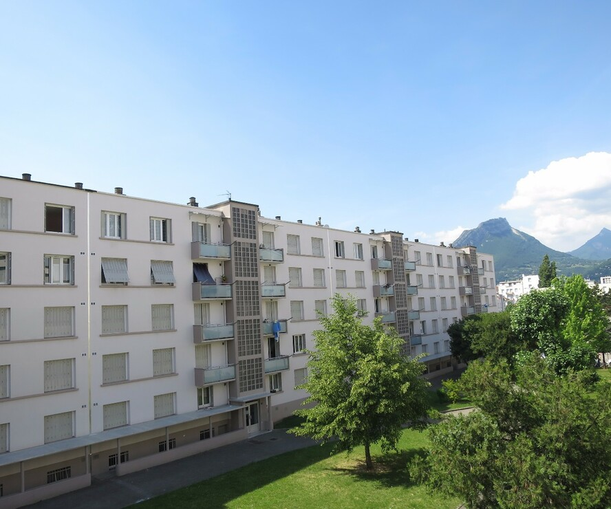 Vente Appartement 1 pièce 26m² Grenoble (38100) - photo