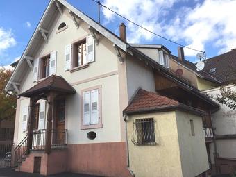 Vente Maison 6 pièces 100m² Sélestat (67600) - photo