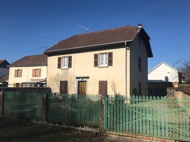 Location Maison 4 pièces 110m² Roye (70200) - photo