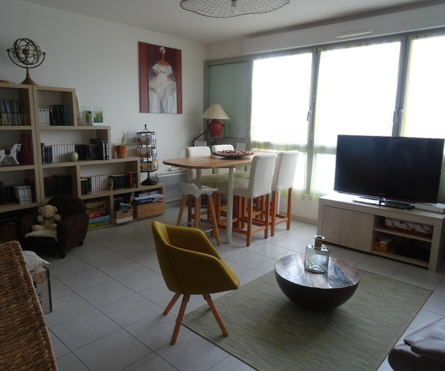Vente Appartement 2 pièces 52m² Saint-Nazaire (44600) - photo