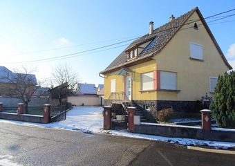 Vente Maison 4 pièces Scherwiller (67750) - photo